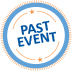 Past Event Sticker