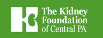 Kidney Foundation of Central PA Logo