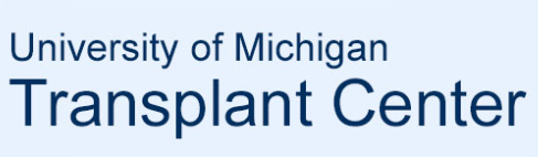 University of Michgan Transplant Center Logo